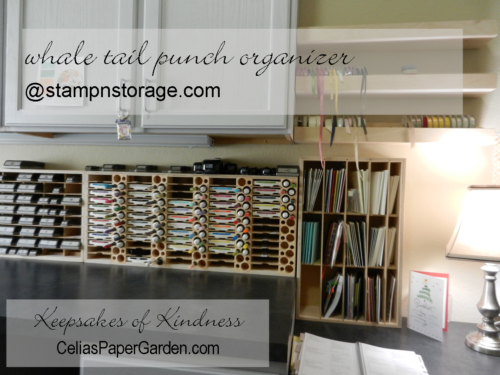 Use Stamp-n-Storage to Organize Your Cards