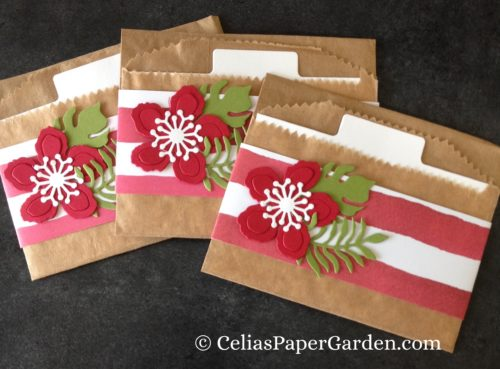 Quick and Easy Treat Gift Bags