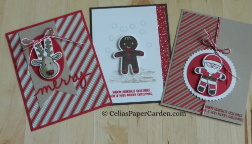 Cookie Cutter Christmas Classes in September
