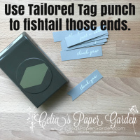 Tool Tip: Tailored Tag Punch